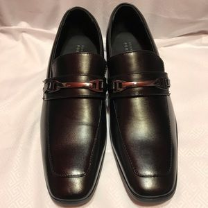 Perry Ellis Stewart Portfolio Dress Shoes Black